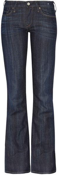 Levi's Tender Mid-rise Bootcut Jeans - Lyst--so cute!