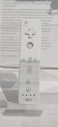 Motion-sensing controller