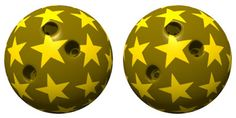 Star Bowling Ball / Cross Eye