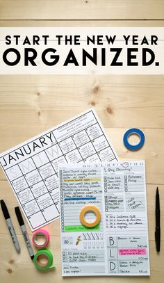 New Years Resolutions! Get a jumpstart on your goals and New Year's Resolutions for 2015 with the Daily Page Notepad and the 21 Page Challenge!