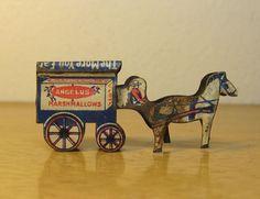 Vintage 1925 Cracker Jack Toy. Cracker Jack by PickleladyVintage