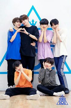 produce x 101 Produce Stand, Produce 101, K Pop Music, Korean Boy Bands, Album Songs, Starship Entertainment, Girl Dancing, Kpop Boy, Handsome Boys