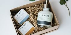 Old Pine Soap