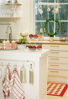 cozy christmas kitchen decorating ideas decorating kitchen special christmas