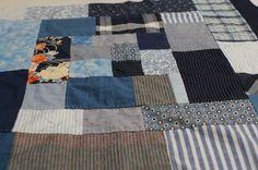 mairuru: How to sew a patchwork furoshiki