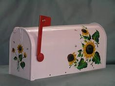 mailbox painted - - Yahoo Image Search Results