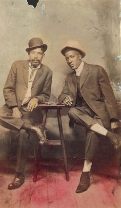 Old School Dappers.