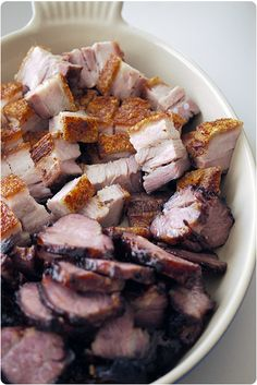 ~Crispy roast pork belly~This is A very VERY famous Filipino Dish~