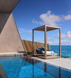74 Best Hotels Resort St Regis Maldives Images Architects