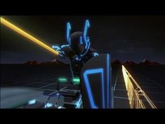 Daft Punk - Derezzed (from TRON: Legacy), via YouTube.