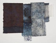 Jennifer Davies Indigo handmade paper