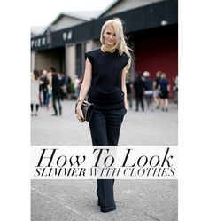 how-to-look-thinner
