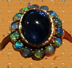 How to Clean and Care for Australian Opal Jewelry thumbnail