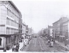 Canal Street from Monroe