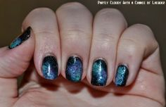 Partly Cloudy With a Chance of Lacquer - Week 20 - Galaxies