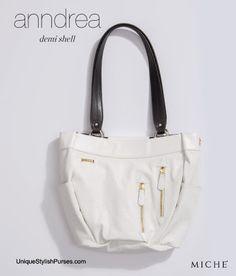 Unique Stylish Purses | Miche Bags: Miche Anndrea Shell for Demi Bags.  New Spring Release