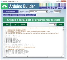 Arduino Builder – standalone utility for building and uploading Arduino sketches | ArduinoDev.com