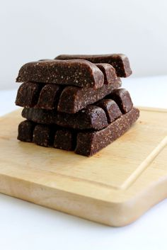 Homemade Nakd Bars - 4 ingredient.                              …