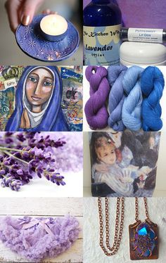 Lavender by Coco on Etsy--Pinned with TreasuryPin.com