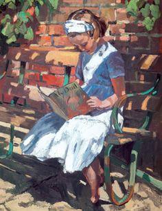 pintura de Sherree Valentine Daines
