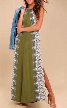 18 MAXI DRESSES THAT MAKE YOU GO WHOA!