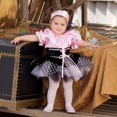 Little Pirate Infant / Toddler Costume
