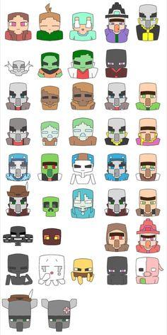 Minecraft Comics, Minecraft Drawings, Minecraft Pictures, Minecraft Art, Minecraft Stuff, Collage Art, My Drawings, Lego, Creeper