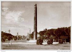 La Stele di Axum e Via dei Trionfi Anno: 1933