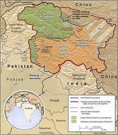 Caxemira – Wikipédia, a enciclopédia livre