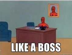 just so you know, i can't get enough of the spiderman meme