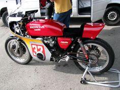 SA-Moto Honda 400
