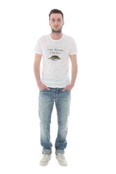 DOLCE & GABBANA - www.assuntasimeone.com  T-SHIRT UOMO DOLCE&GABBANA  100% cotone  spedizione gratuita assicurazione gratuita reso gratuito  CLICCA SUL LINK PER ACQUISTARE IL PRODOTTO: http://www.assuntasimeone.com/it/shop/saldi-abbigliamento/2121/t-shirt-uomo-dolce&gabbana.html