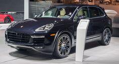 2106 Porsche Cayenne Turbo S with 562HP