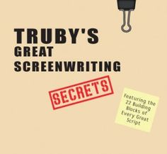 John Truby analyzes successful TV drama structure to help you craft a TV series that is marketable. Writing for TV has never been more exciting than it is today.