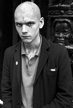 Historically accurate Marauders- 70s punks, Derek Ridgers Photography