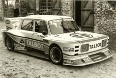 Simca 1000 Rallye 2 Maxi Turbo