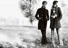 Burberry fall08/winter09 ad campaign - 02