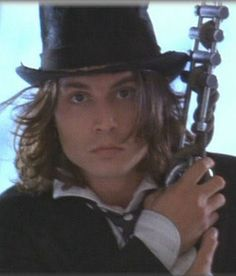 Benny and Joon.  that character.  that scene.  ruined me for life.  johnny, its all your fault.
