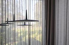 PULVA, minimalistic, interior design, metal, minimal, modern, materials, home, homestyle, house, dom, vibia, detail, light Minimalism, Dining Room, Interior Design, Studio, House Styles, Modern, Home, Nest Design, Trendy Tree
