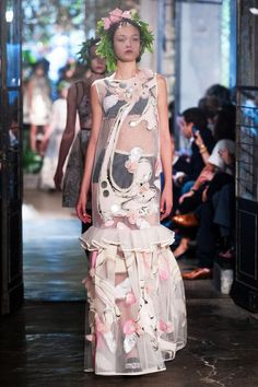 Antonio Marras, Milan, Spring 2014 Milan fashion week