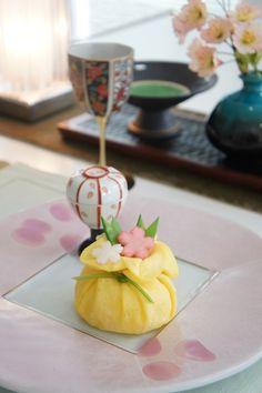 酢てきな暮らし Japanese Pastries, Japanese Sweets, Japanese Food, Cute Food, Yummy Food, Sushi Art, Food Garnishes, Sushi Recipes, Food Decoration