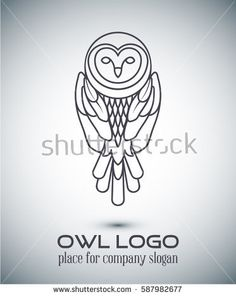stock-vector-owl-logo-lineart-template-line-art-thin-line-style-logotype-simple-cute-owl-icon-place-for-text-587982677.jpg (373×470)