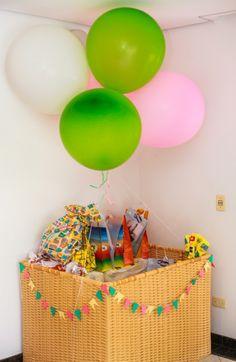 Casamenteiras | balão de ar quente