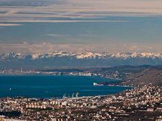 Marvelous city. Trieste - Italy