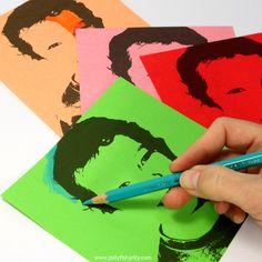 Warhole Portraits  (2)