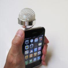 Microphone Speaker - New Designs - Yanko Design $24.!
