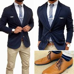 Slim fit suit jacket with chinos Suit Fashion, Look Fashion, Fashion Menswear, Fashion Sale, Fashion Outlet, Paris Fashion, Runway Fashion, Girl Fashion, Womens Fashion