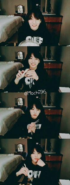 #JUNGKOOK ~♡    180420 #BTS LIVE JK