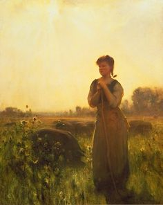 By Arthur Hacker.