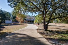 Just listed! 607 Brookhaven Way - Two story, over 1 acre lot welcomes you with Palm tree lined drive featuring 5 bedrooms and 3 bathrooms with soaring 18ft ceilings. Approximately 3585 square feet of living space with custom finishes throughout including: gourmet kitchen with solid surface counter tops, stainless steal appliances, giant pantry room(large enough for another fridge or freezer), Viking double ovens and gas cooktop.  $475,921
